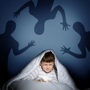 Παιδικός φόβος για το σκοτάδι